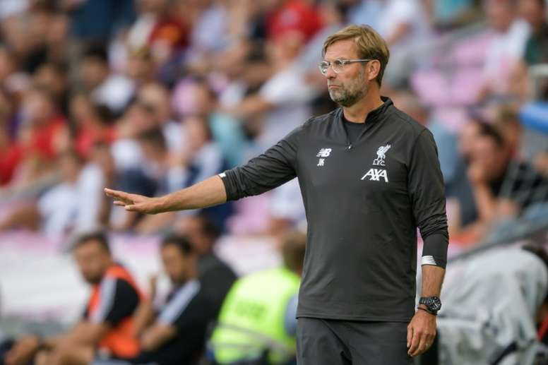 Klopp warns Liverpool to deal with Champions League scrutiny. AFP