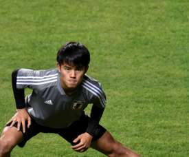 Japan coach mulls Kubo recall for Copa decider