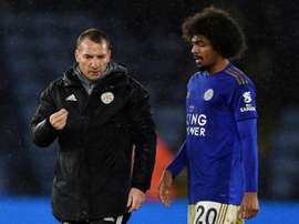 Rodgers feel Choudhury and Chilwell have learnt from act of ill discipline. AFP