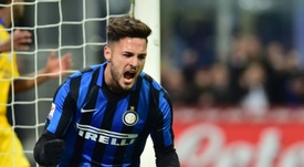 D'Ambrosio's goal was not enough to avoid defeat.