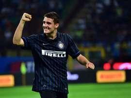L'Inter réfléchit à un retour de Kovacic. AFP