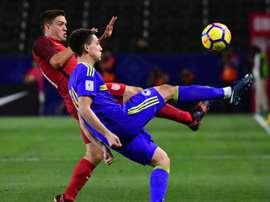 Inexperienced US draws with Bosnia-Herzegovina