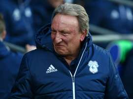 Neil Warnock celebrates his 70th birthday on Saturday. AFP