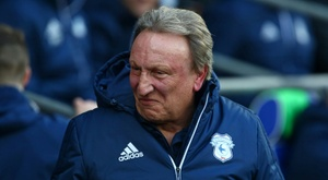 Warnock is looking to make his fifth signing of the summer. AFP