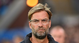 Klopp was frustrated with his new signing on Wednesday night. AFP