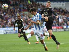 Huddersfield's Schindler signs new contract. AFP