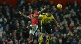 El centrocampista renovó el año pasado por el Manchester United. AFP