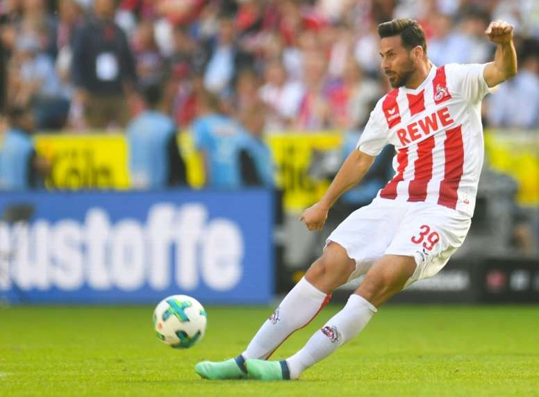 Pizarro will return to the club to see out his professional career. AFP