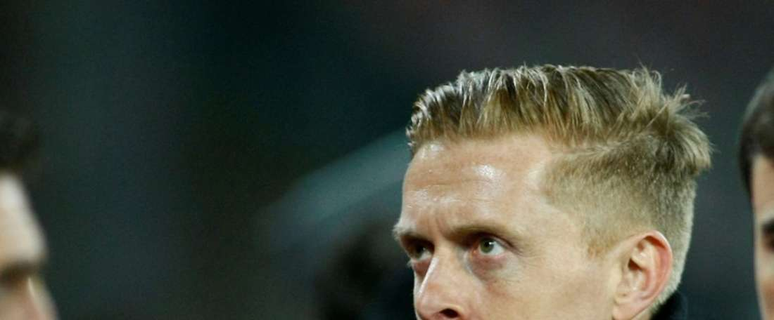 Birmingham manager Gary Monk still wants to strengthen his squad. AFP
