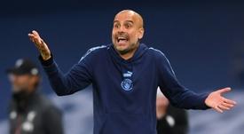Guardiola precisa de caras novas no seu time. AFP