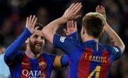 Le Barça est en pleine opération blindage. AFP