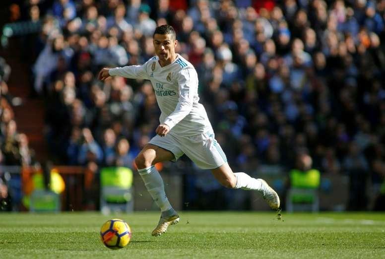 Al Madrid se le complica el gol. AFP