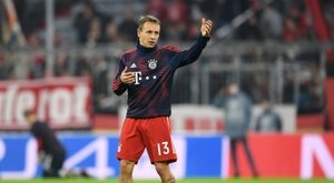 Schalke 04 rêve d'un retour de Rafinha.afp