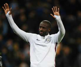 Yaya Touré has announced his retirement from football. AFP