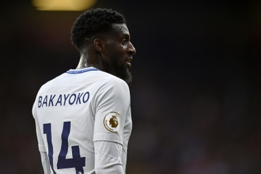 Bakayoko has been linked with Chelsea. AFP