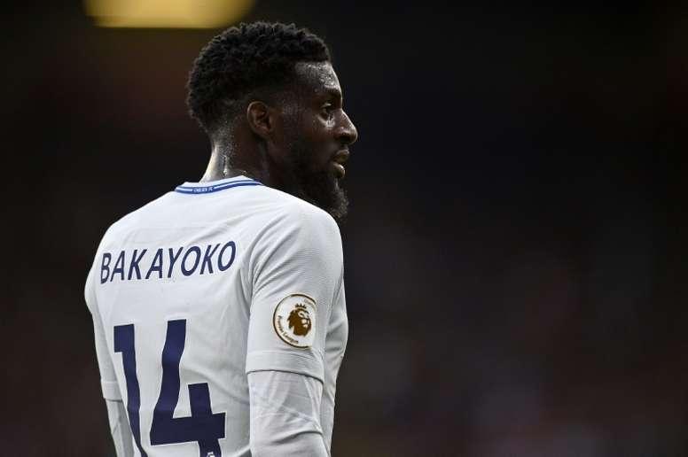 Bakayoko au PSG ? AFP