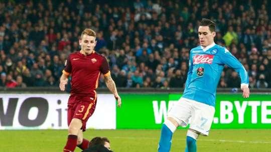 Futebol italiano, prestes a bater recorde de investimento. AFP