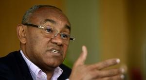 Ahmad Ahmad preso por corrupção. APF