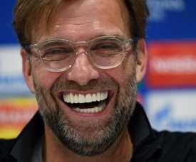 A imprensa inglesa diz que Klopp terá outra opção para o gol. AFP
