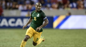 Malouda appeals to CAS over French Guiana ban. AFP