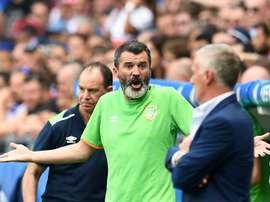 Roy Keane pictured in 2016. AFP