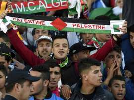 The Palestine Football Association called on FIFA to expel the six clubs in settlements. AFP