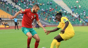 Nane goal seals win for Togo. AFP
