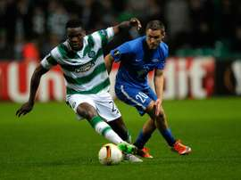 Rodgers has decided that Boyata isn't ready to return for the Europa League match. AFP