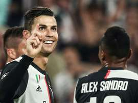 Ronaldo scores as Juventus brush aside Leverkusen. AFP