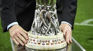 Noche de goleadas para cerrar la ronda preliminar. AFP