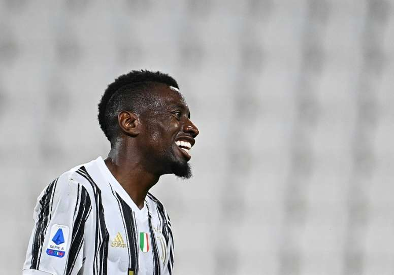 Blaise Matuidi has left Juventus after three years at the club. AFP