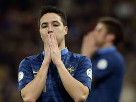 Nasri has been without a club since January. AFP