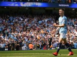 Guardiola surpreende ao apontar o jogador mais talentoso que ele já viu. AFP