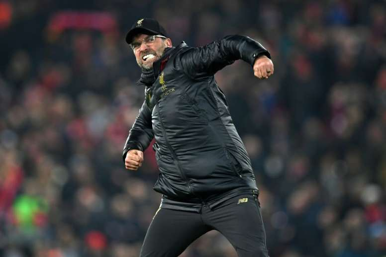 Massive relief' for Klopp as Liverpool edge past Palace - BeSoccer