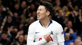 Son in the spotlight as Spurs eye Euro glory