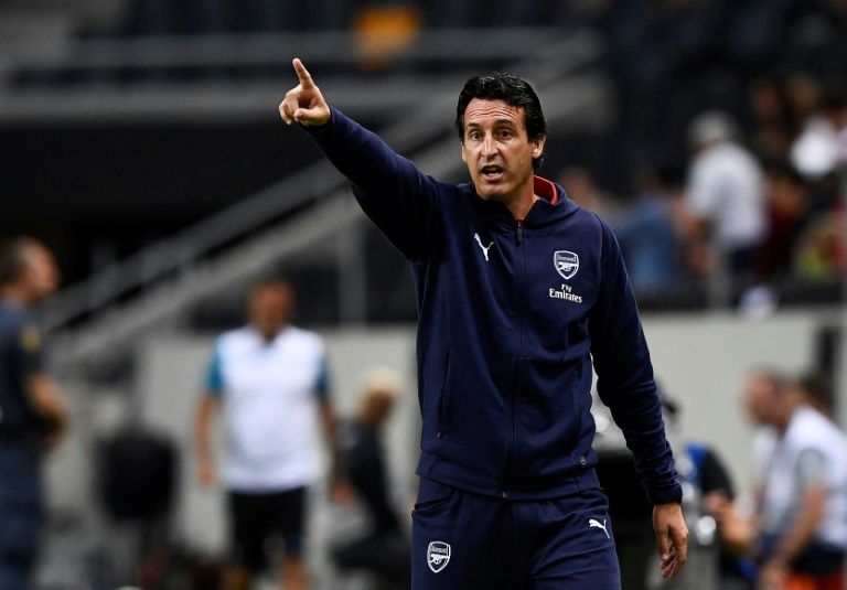 Arsenal without four senior players for Premier League opener against Man City