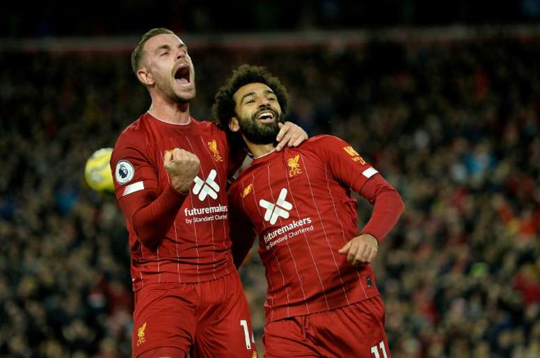 Crystal Palace v Liverpool: Preview and possible line-ups. AFP