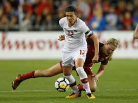 Canada defeat Lionesses in World Cup warm-up. AFP