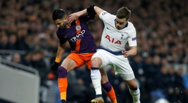 Spurs midfielder Winks sidelined by groin surgery. AFP