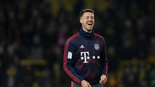 Sandro Wagner quits Chinese football for 'family reasons'