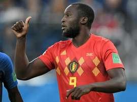 Bélgica se quedó con el tercer puesto. AFP
