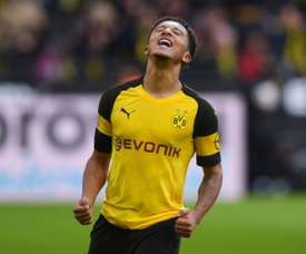 Dortmund's English teen Sancho relishing homecoming