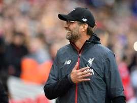 Klopp recusou o United e o Real por um motivo curioso. AFP