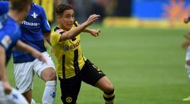 Inter contrata Mor ao Dortmund. AFP