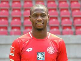 Ujah came off the bench to hand Mainz the win. AFP