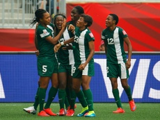 Nigeria women have announced their squad for the Woman's World Cup. AFP