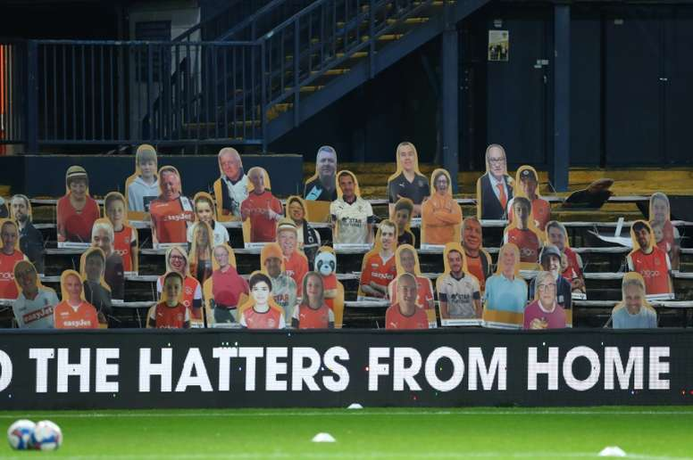 FA warns of 'huge' impact of virus restrictions on English football