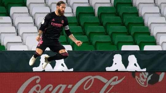 Real Madrid won 3-2. AFP