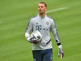 O foco do momento é a Bundesliga. AFP