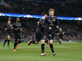 El Celtic sigue imparable hacia su enésima Premiership. AFP/Archivo
